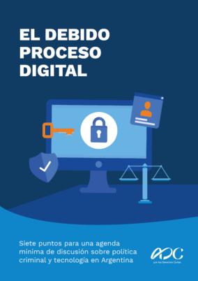 El debido proceso digital TAPA